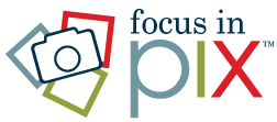 Focus in Pix Logo